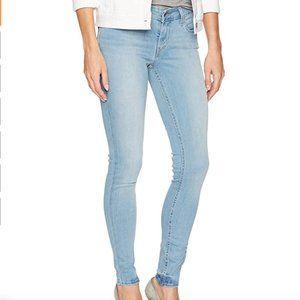 Levi's Women's 535-Super Skinny Jeans 10, 30 SHORT